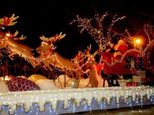New Smyrna Beach Christmas Parade @ Flagler Avenue - Canal Street