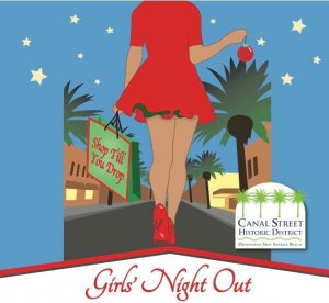Annual Girls' Night Out @ Girls Night Out