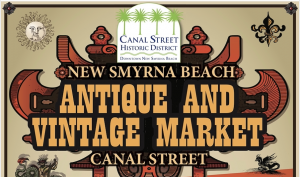 Antique and Vintage Market 2021 @ Canal Street Business