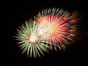 Fireworks @ New Smyrna Beach | Florida | United States
