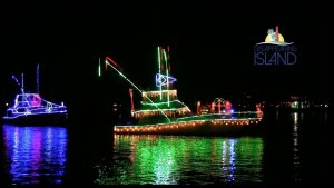 Boat Parade @ River Front Park