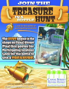 Treasure in a Bottle @ Canal Street