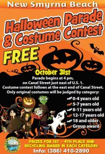 Halloween Parade & Costume Contest @ Canal Street