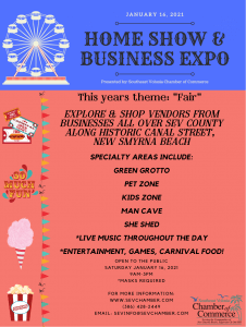 2021 Home Show & Business Expo @ Canal Street