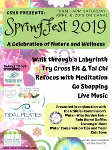 Spring Fest 2020 @ Canal Street