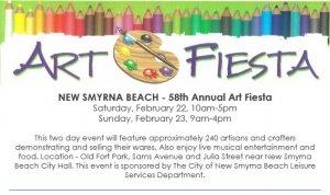 58th Annual Art Fiesta