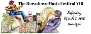 Downtown Music Festival 2020