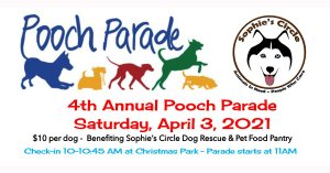 4th Annual Pooch Parade @ Canal Street Historic District