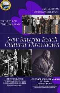 NSB Cultural Throwdown @ Pettis Park | New Smyrna Beach | Florida | United States